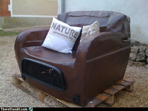 car,chair,engine,heated seats,lazy boy,recliner,renault