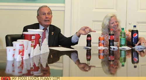 New York Bans Giant Sodas