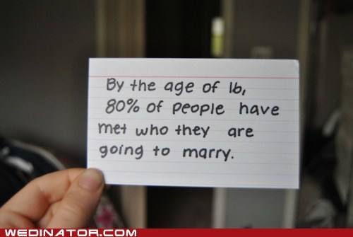 facts,funny wedding photos,Hall of Fame,made up,marriage,Statistics,wut