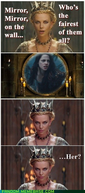 It Came From the,It Came From the Interwebz,movies,snow white and the huntsm,snow white and the huntsman,summer blockbusters