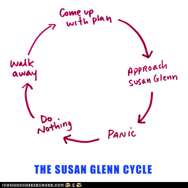 The Susan Glenn Cycle