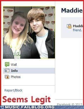 I TOTALLY Belieb You Met Justin