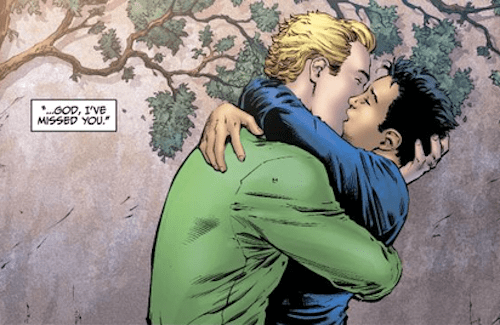 Gay Superhero Reveal of the Day