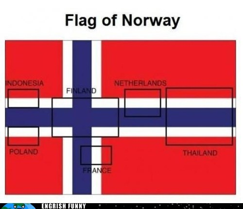 Engrish Funny: Oh Norway, You So Multicultural!