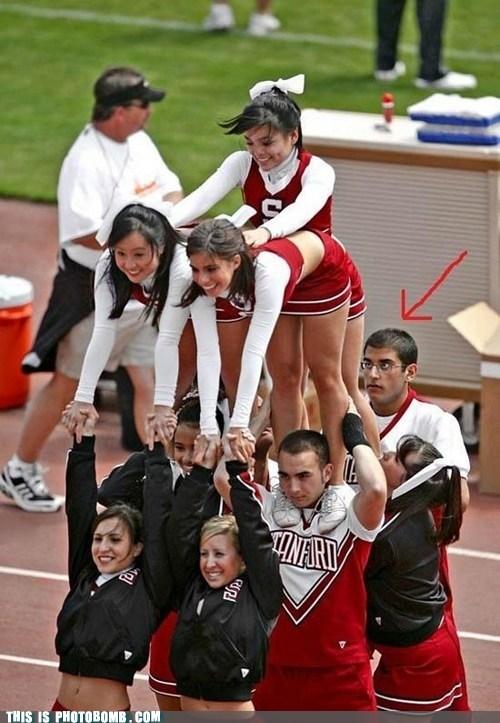 cheerleaders,love,sunday bunday,what an ass