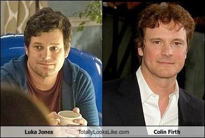 actor,celeb,Colin Firth,funny,luka jones,TLL