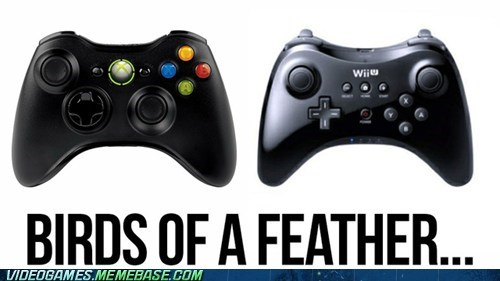 The Wii U Hardcore Controller