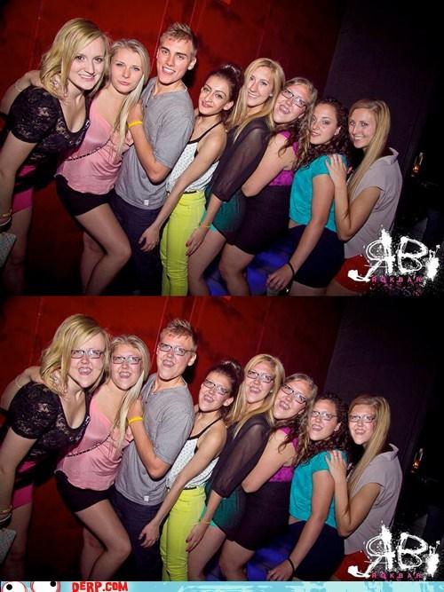 clubing,derp,ermagherd,face swap