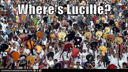 Where's Lucille?