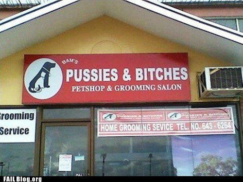 Naming FAIL