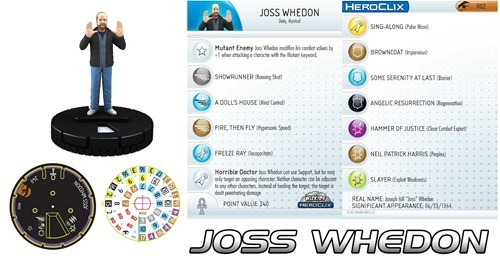 Heroclix Figures of the Day