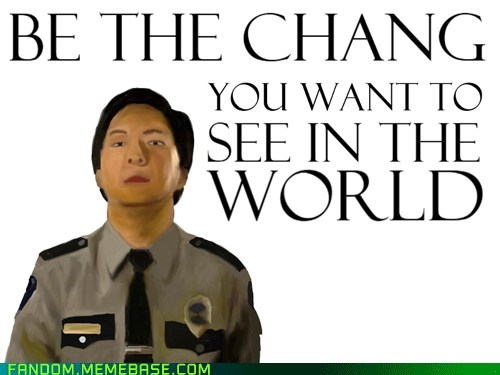Chang We Can Believe In!