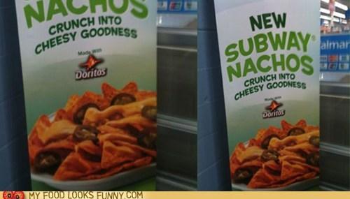 chips,doritos,nachos,sandwiches,Subway