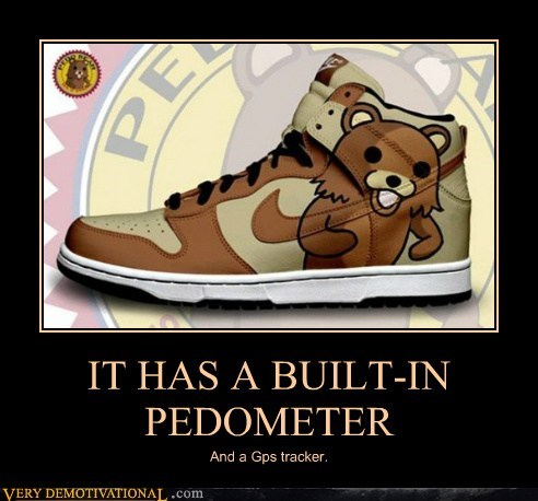 IT HAS A BUILT-IN PEDOMETER