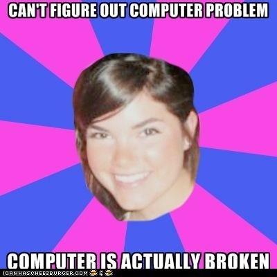 Actual Problems for Susan Glenn