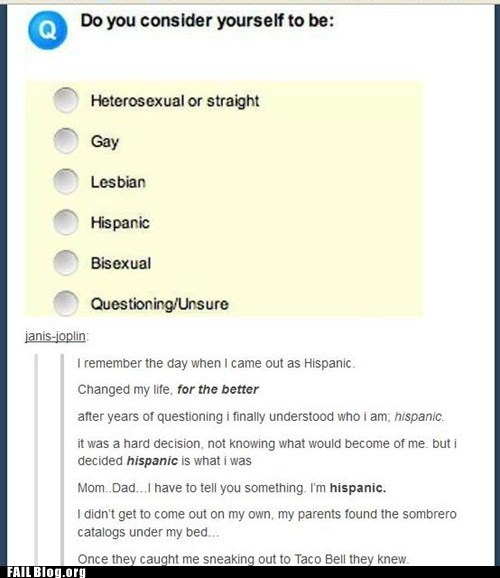 hispanic,sexual orientation,survey