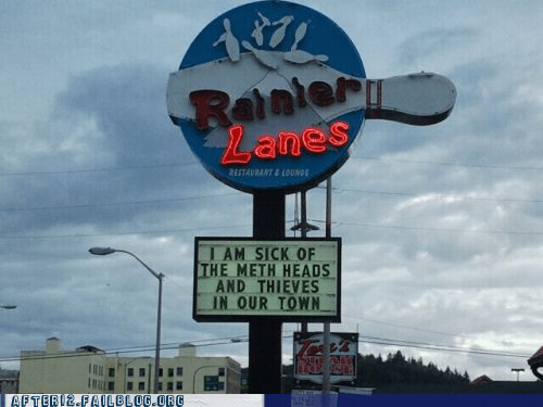 Rainier Lanes Strikes Back