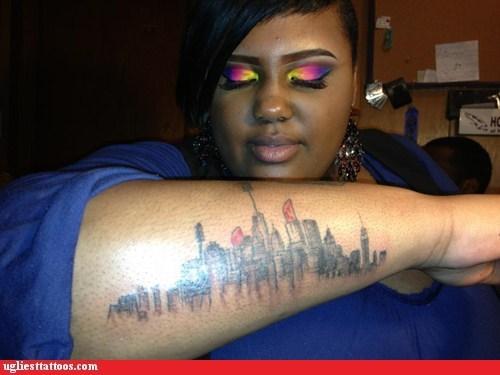 eye liner,lip stick,makeup,skyline