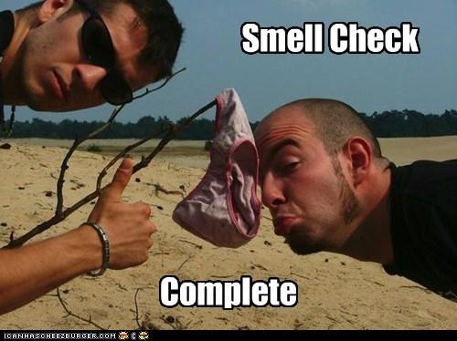 Smell Check