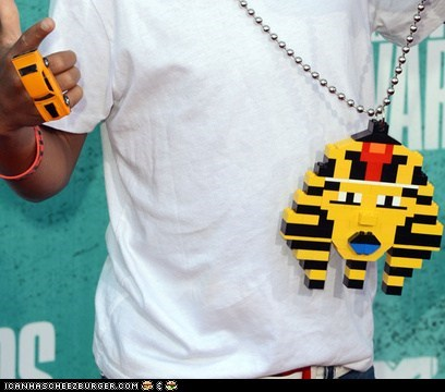Lil Niqo's Lego SWAG @ MTV Music Awards