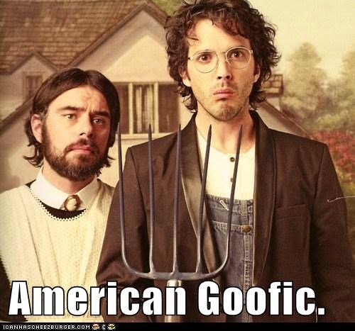 Bret & Jemaine Nailed It