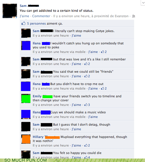 This is Why I No Longer Gotye on Facebook