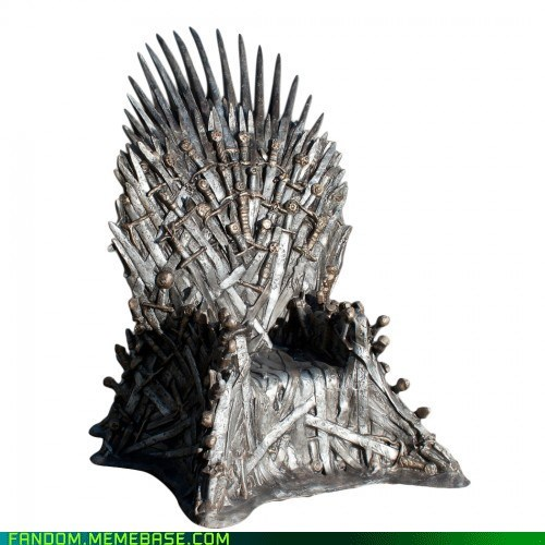 Who Wants Their Own Iron Throne?