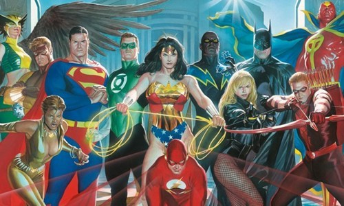 Justice League Movie News of the Day