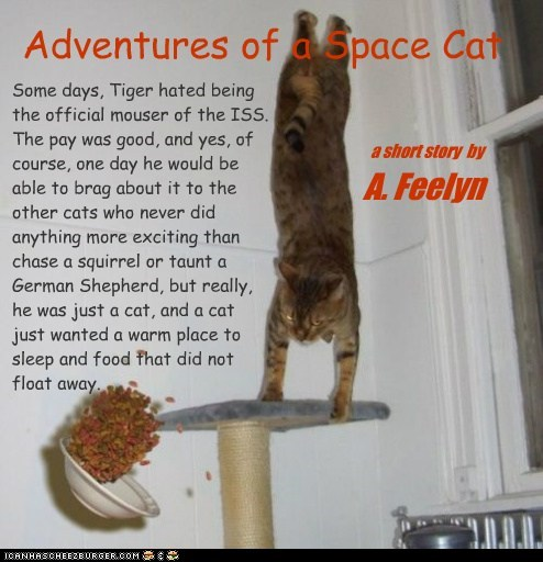 Adventures of a Space Cat =part1=