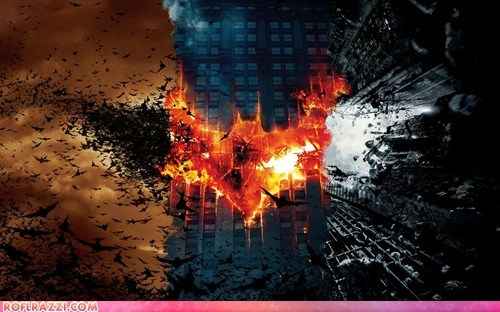 The Dark Knight Trilogy Artwork