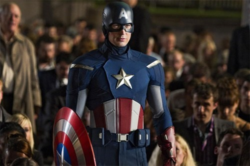 Captain America 2 News of the Day