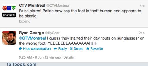 Montreal Does Not Appreciate Your CSI Jokes