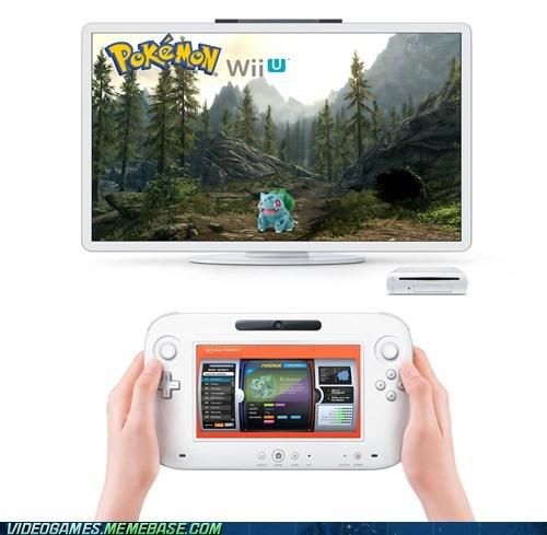 e3,gamepad,nintendo,Pokémon,wii U