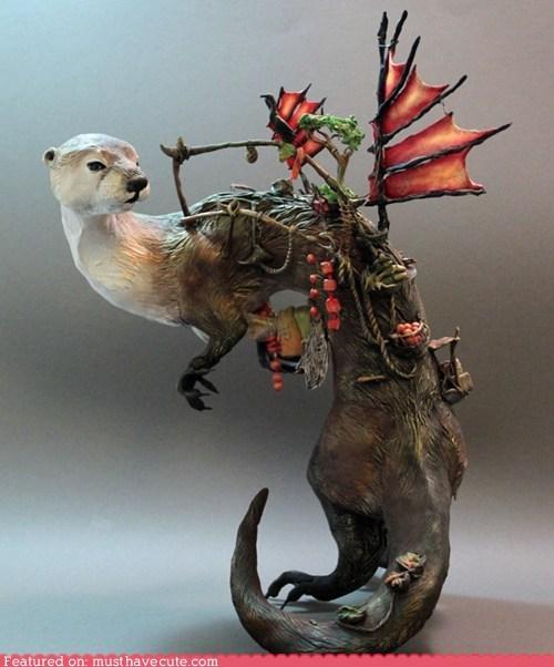 Fantasy Otter
