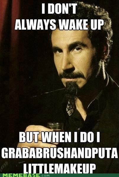 The Most Interesting System of a Down