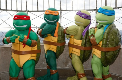 Ninja Turtles Movie News of the Day