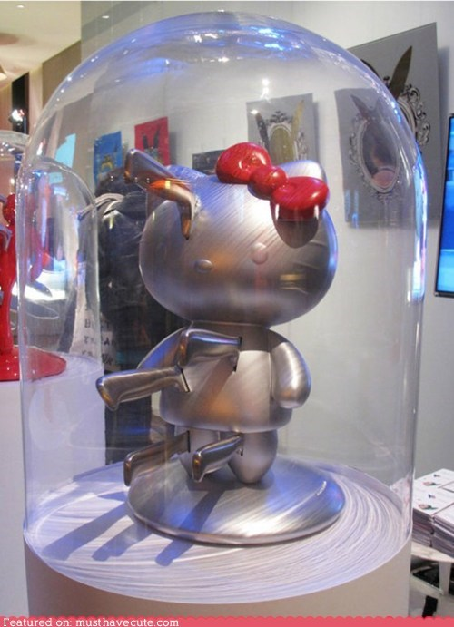 Hello Kitty Knife Block