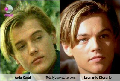 Arda Kural Totally Looks Like Leonardo Dicaprio