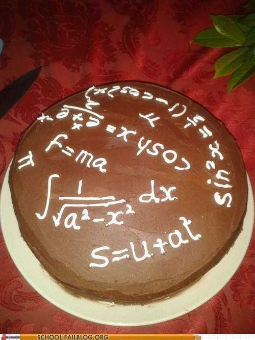 Nerdy Noms: I'm Not Sure Which Birthday This Is, But It Looks Delicious