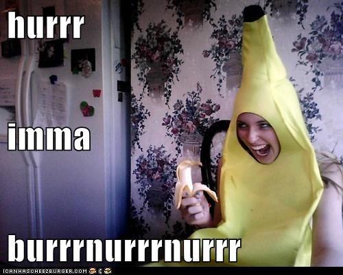 Classic: Urrrr No, Bananibalism