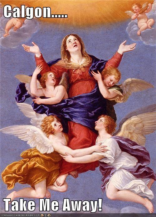 angel,ascension,calgon,woman