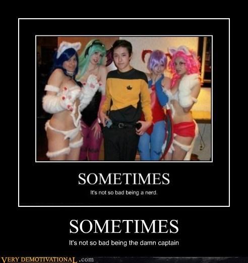 captain,cosplay,hilarious,nerd,Star Trek
