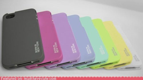Hue iPhone Cases