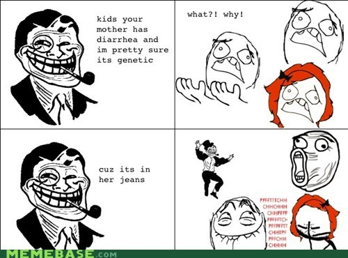 Rage Comics: You Mean She's an Earth Bender?