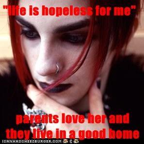 emolulz,hopeless,life,parents,scumbag