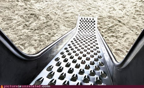 cheese grater,shopped pixels,slide
