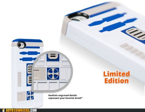 Phone Swag: Your Phone Can Be Just Like R2-D2!