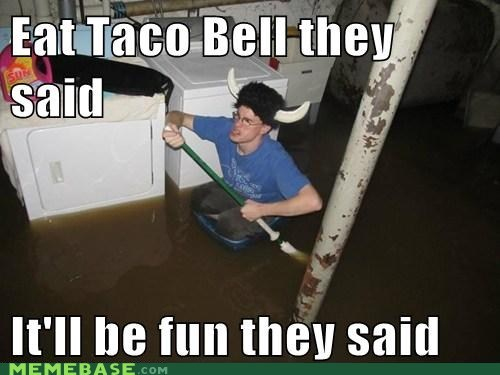 Taco Bell Viking