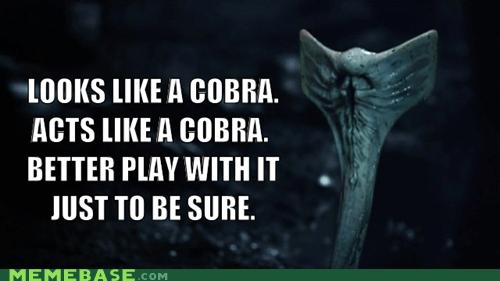 Worst Biologist Ever...