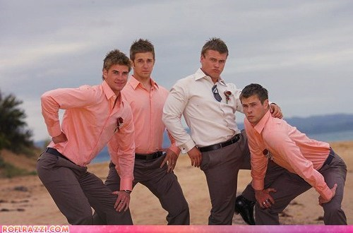 Ladies And Gentlemen... The Hemsworths